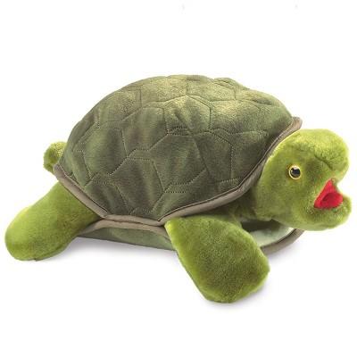 Folkmanis Turtle Hand Puppet