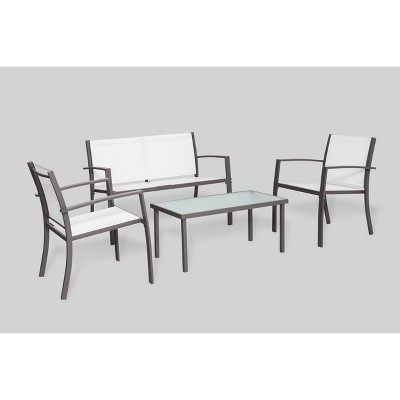 4pc Outdoor Seating Set -Ostrich