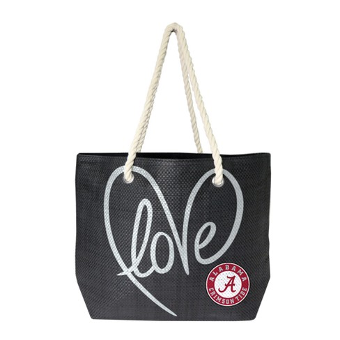 NCAA Little Earth Rope Tote - image 1 of 2