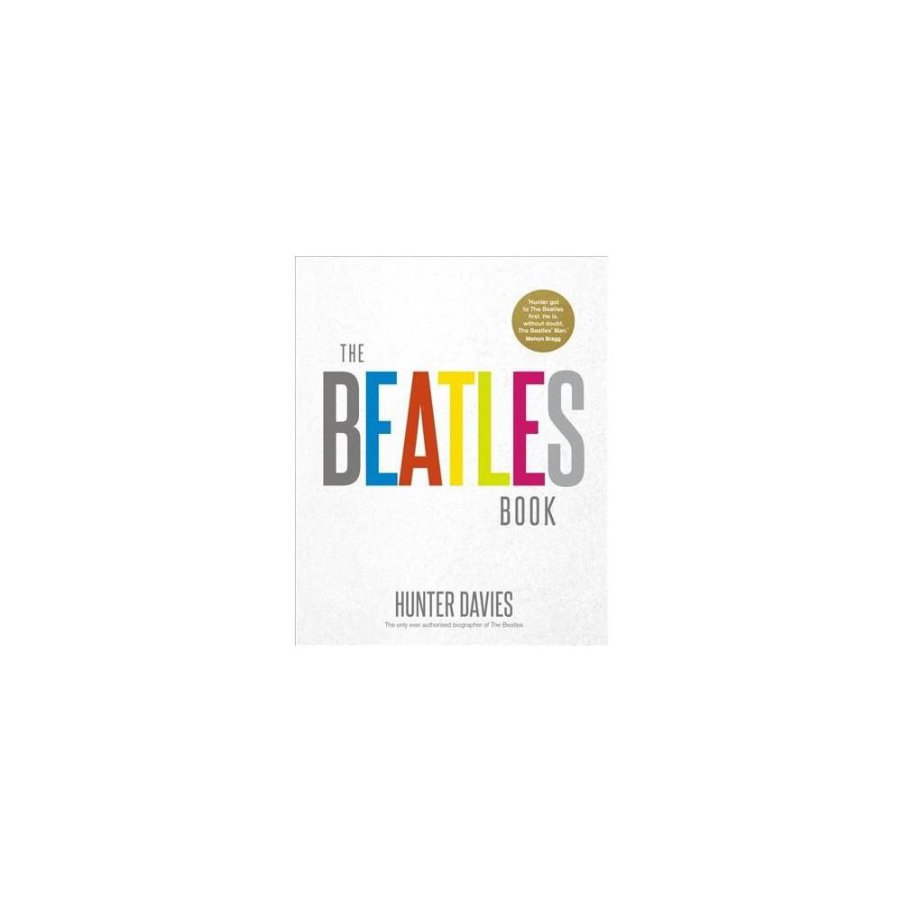 Beatles Book - by Hunter Davies (Hardcover)