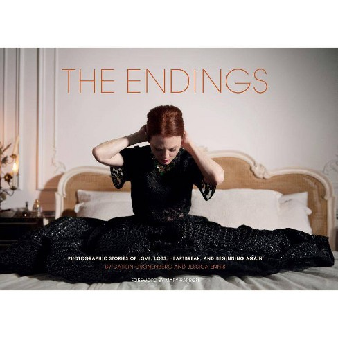The Endings - by  Caitlin Cronenberg & Jessica Ennis (Hardcover) - image 1 of 1