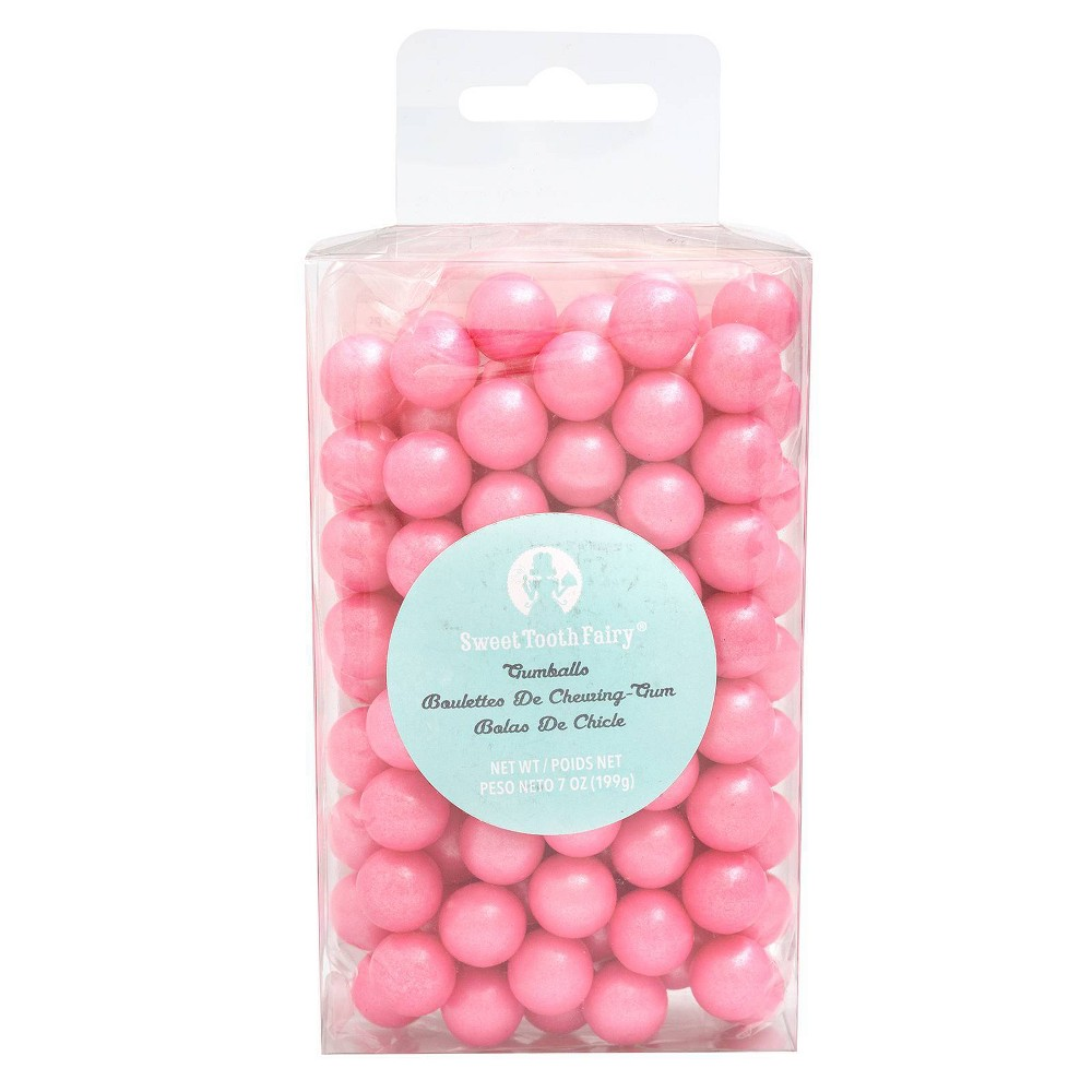 "Image of ""American Crafts 1/2"""" Gumballs Shimmer - Pink"""