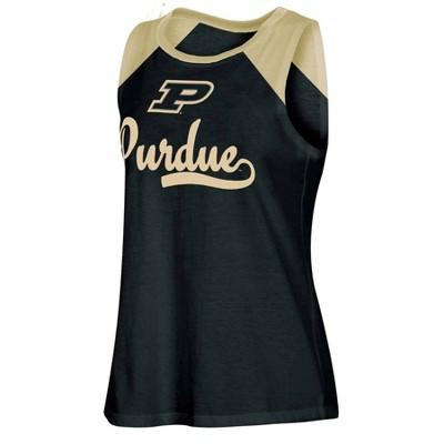NCAA Purdue Boilermakers Women's Tank Top