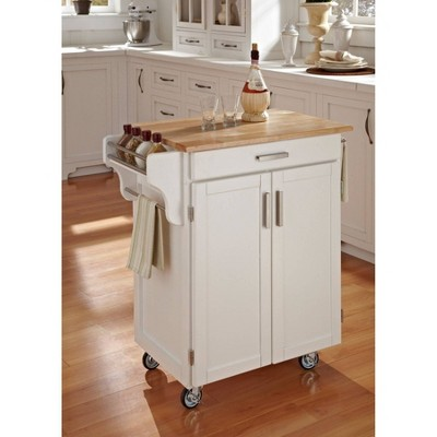 Cuisine Kitchen Carts And Islands White Base - Home Styles