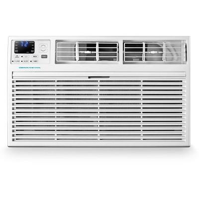 Emerson Quiet Kool 230V 12,000 BTU Through the Wall Air Conditioner EATE12RD2T with 10,600 BTU Supplemental Heating