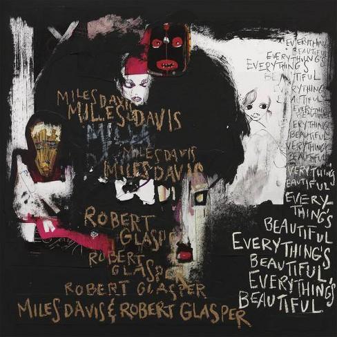 Miles Davis - Everything's Beautiful (CD) - image 1 of 1