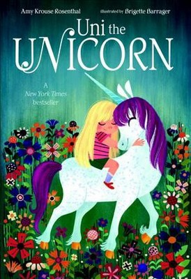 Uni the Unicorn (Hardcover)(Amy Krouse Rosenthal)