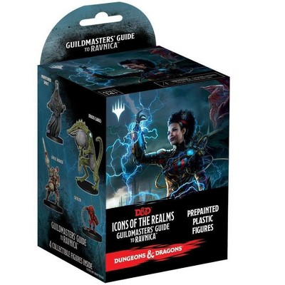 Guildmasters' Guide to Ravnica Booster Pack Miniatures Box Set
