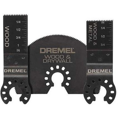 DREMEL 442-02 Carbon Steel Brush,1//2in dia.,PK2