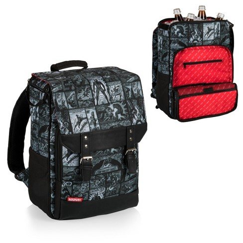 Picnic Time Marvel Backpack Lunch Totes Cooler - image 1 of 4