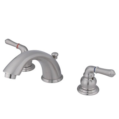Widespread Bathroom Faucet - Kingston Brass