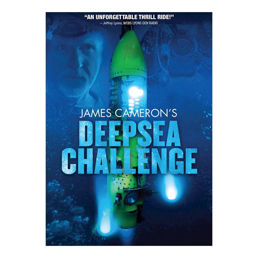 James Camerons Deepsea Challenge (DVD)(2014) Reviews