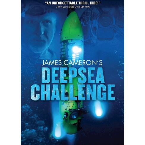 James Cameron's Deepsea Challenge (DVD) - image 1 of 1