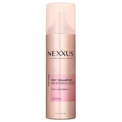 Dry Shampoo: Nexxus Dry Shampoo Refreshing Mist