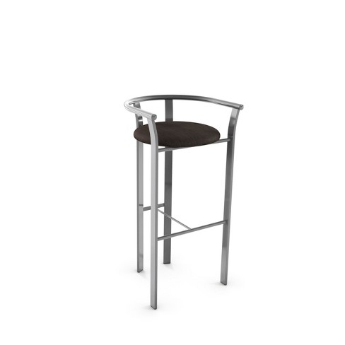 "Amisco Lolo 26"" Counter Stool with Upholstered Seat - image 1 of 2"