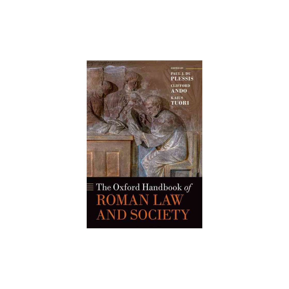 Oxford Handbook of Roman Law and Society (Hardcover)