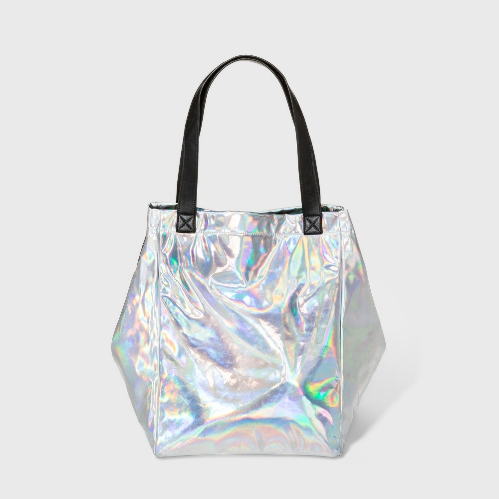 Shopper Weekender Bag - Wild Fable Silver