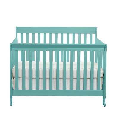 Suite Bebe Riley Lifetime Crib - Turquoise