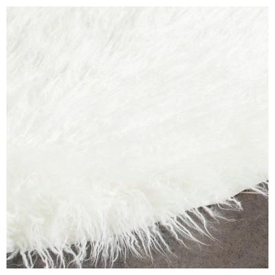 Sheep skin rug Couch Molly Gallivans Faux Sheep Skin Rug Safavieh Target