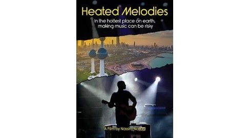 Heated Melodies (DVD) - image 1 of 1