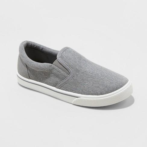 1d61fd5fe6a98f Boys' Lucas Sneakers - Cat & Jack™ Gray : Target