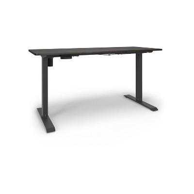 "60"" Wide Electric Height Adjustable Desk - HON BASYX"