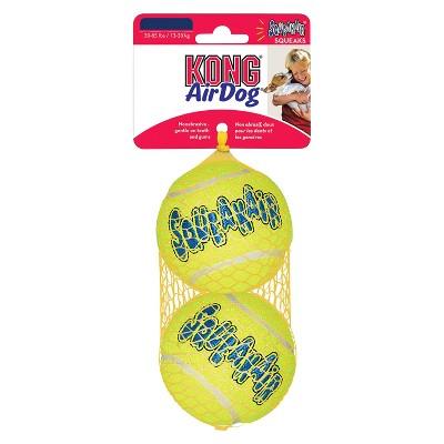 KONG SqueakAir® Ball Dog Toy - Large - 2ct