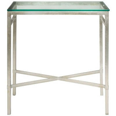 End Table Silver - Safavieh