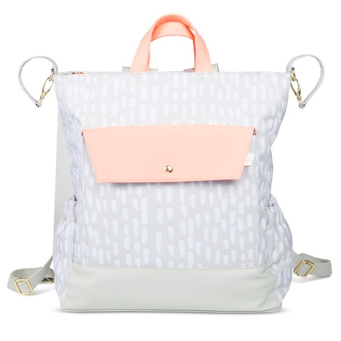 Backpack Diaper Bag Dashes