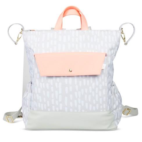 Oh Joy Backpack Diaper Bag Dashes