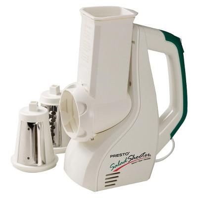 Presto® Saladshooter Slicer/ Shredder- 02910