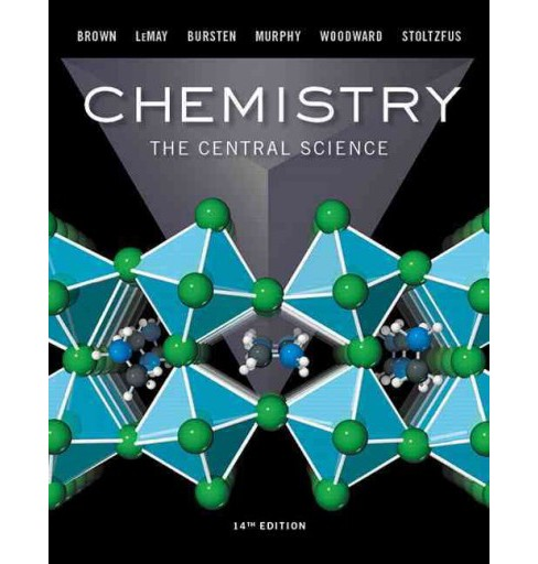 Chemistry : The Central Science (Hardcover) (Theodore E. Brown & H. Eugene Lemay & Bruce E. Bursten & - image 1 of 1