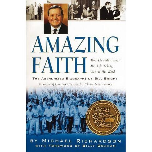 Amazing Faith - by  Richardson (Paperback) - image 1 of 1