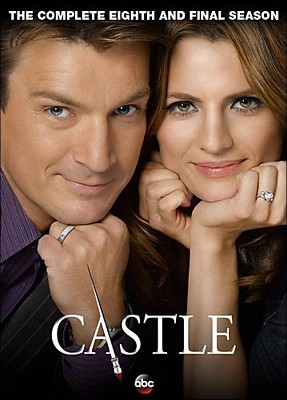Castle: The Complete Eighth Season (DVD)