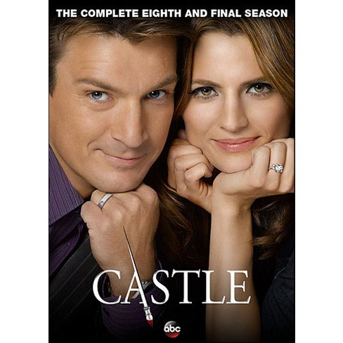 Castle: The Complete Eighth Season (DVD) - image 1 of 1