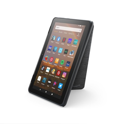 Amazon Fire HD 8 Tablet Cover - Charcoal Black - image 1 of 3