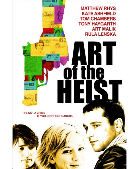 Art Of The Heist (DVD) - image 1 of 1