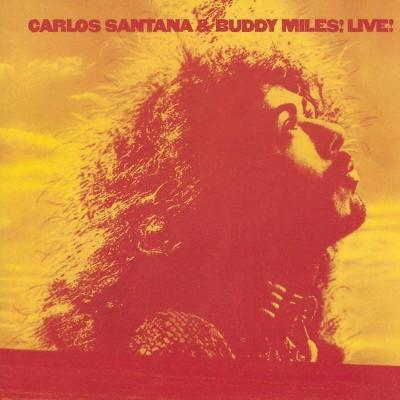 Miles, Buddy (Drums) - Carlos Santana & Buddy Miles! Live! (CD)