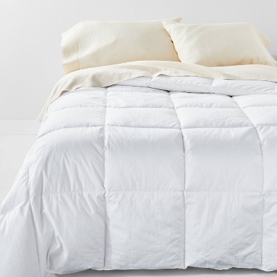 Ultra Weight 600 Fill Power Premium Duck Down Hypoallergenic RDS Certified Machine Washable Comforter - Casaluna™