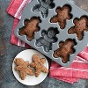 Nordic Ware 86948 Gingerbread Kids Cakelet Pan - image 4 of 4