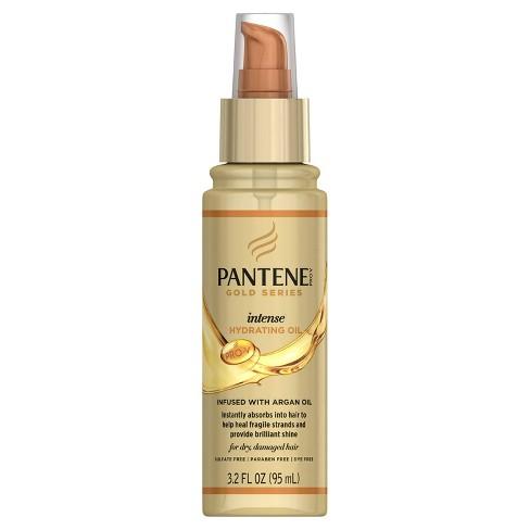Pantene Gold Series Intense Hydrating Oil - 3.2 fl oz - image 1 of 4