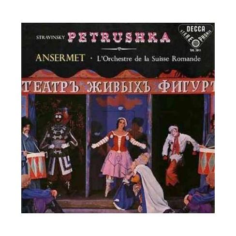 Igor Stravinsky - Petrushka (Vinyl) - image 1 of 1