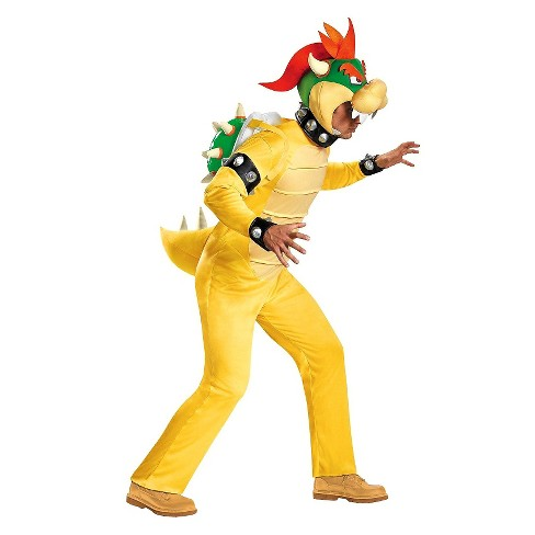 Super Mario Men's Bowser Costume - image 1 of 1
