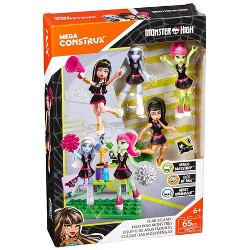 Monster High Mega Construx Fear Squad Set