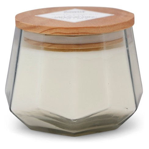 12oz Dodeca Glass Jar 3-Wick Candle White Pumpkin Latte - Vineyard Hill Naturals By Paddywax - image 1 of 2