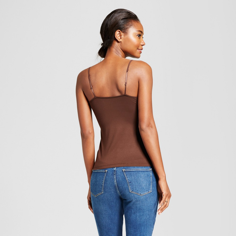 Image of Women's Any Day Cami - A New Day Coffee Bean L, Size: Large, Brown Bean