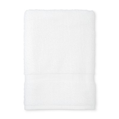 Bath Towels And Washcloths True White - Room Essentials™