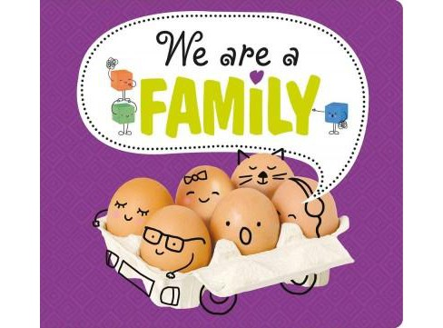 We Are a Family (Hardcover) - image 1 of 1
