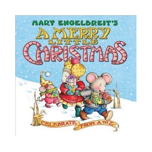 Merry Little Christmas.Mary Engelbreit S A Merry Little Christmas Board Book Board Book