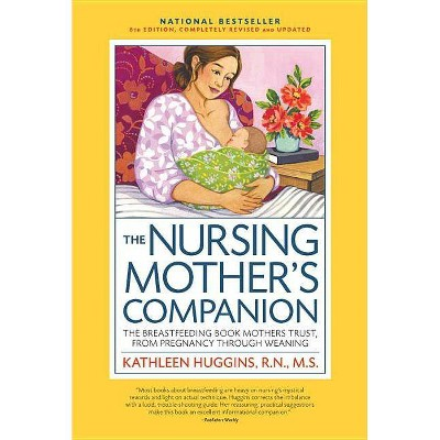 Nursing Mother's Companion 8th Edition - 8 Edition by Kathleen Huggins (Paperback)